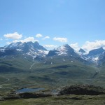 Tindevegen Turtagrø til Øvre Årdal