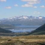 Torolmen med utsikt mot Sletterust
